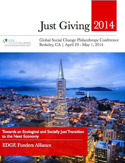 Just Giving 2014 Conference Report