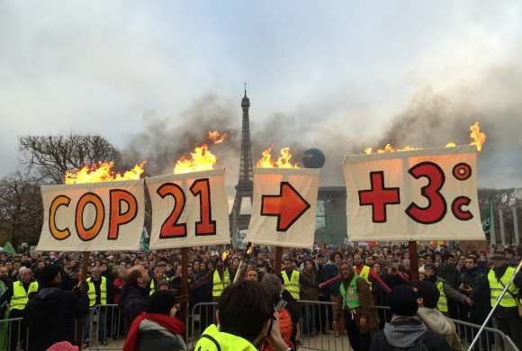 Falling Short on Climate in Paris – Bill McKibben