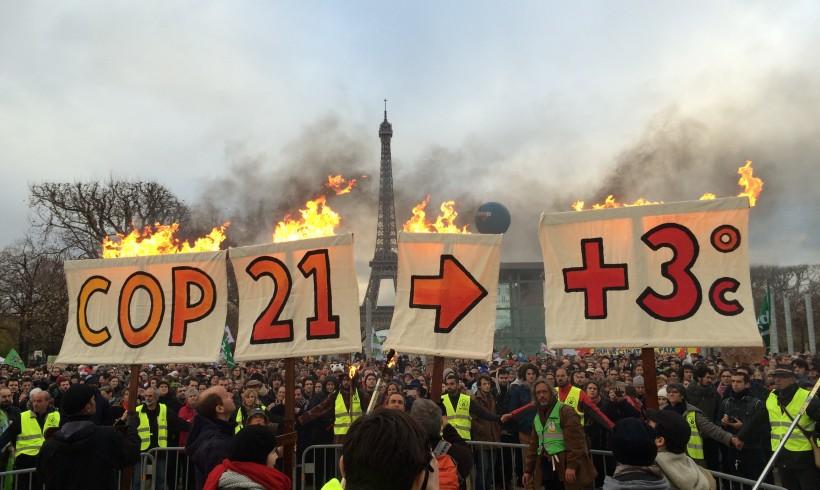Falling Short on Climate in Paris – Bill McKibben