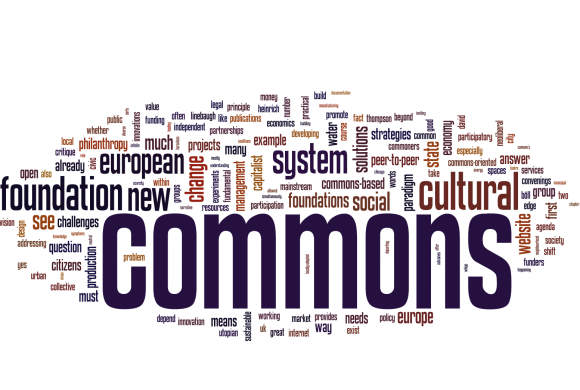 The Commons as a Path for Philanthropy to Catalyse System Change