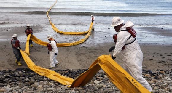Exxon's Never-Ending Big Dig