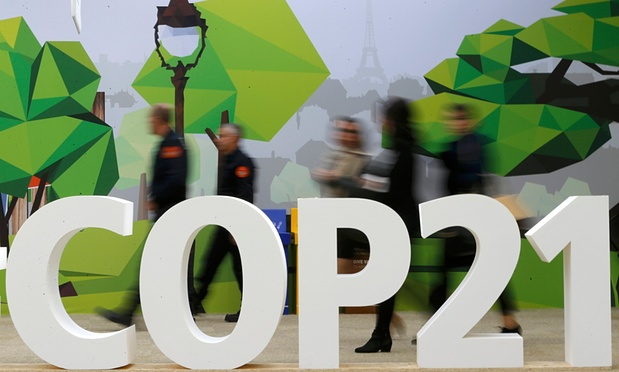 EDGE Funders at COP 21