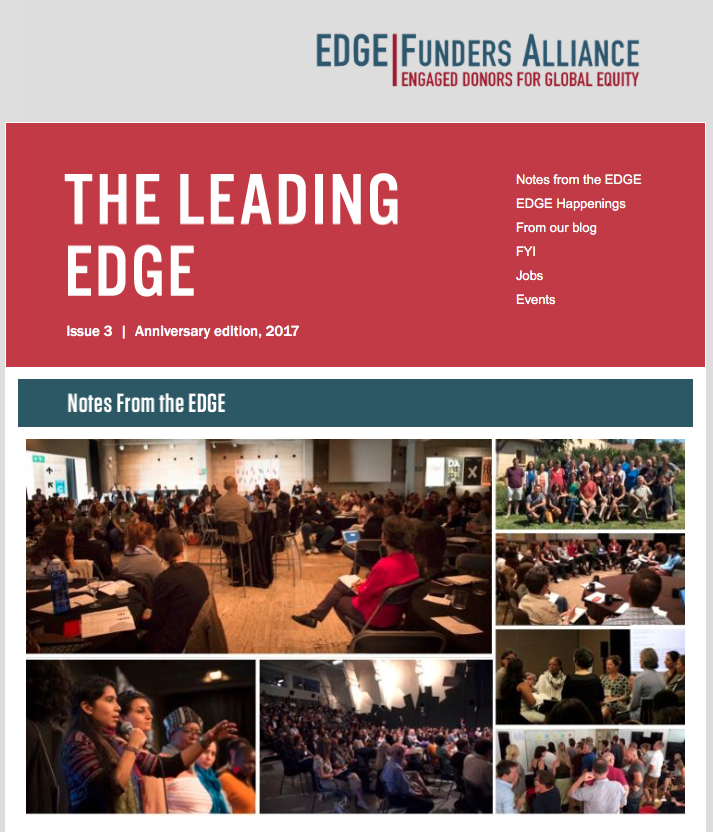 The Leading EDGE – July 2017