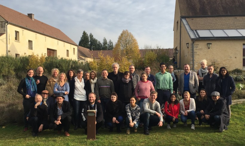 EDGE Europe Retreat 2017: Organising Philanthropy for Systemic Change