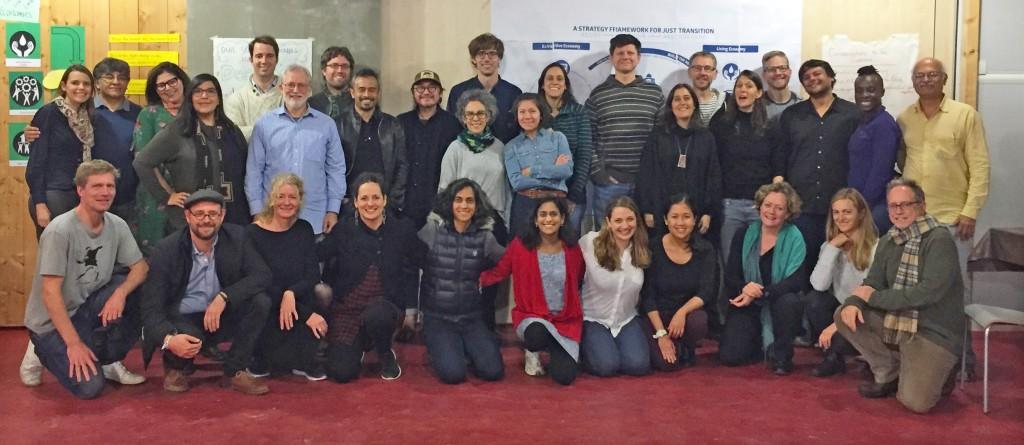 Global Engagement Lab (GEL) - Cohort 2017